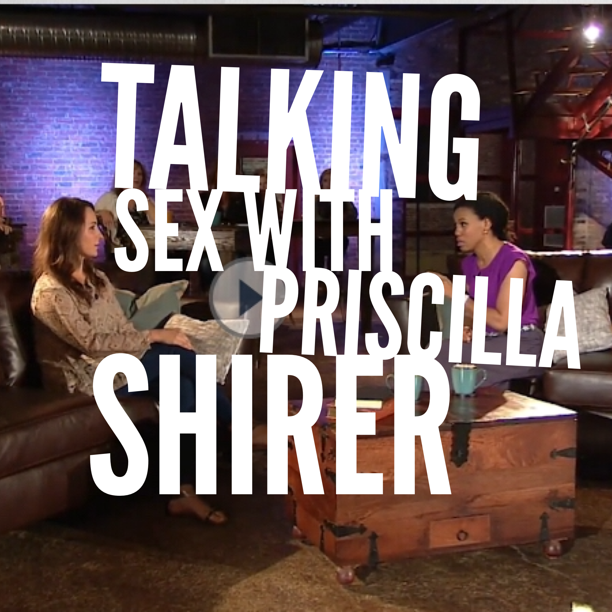 Talking Sex with Priscilla Shirer (VIDEO)
